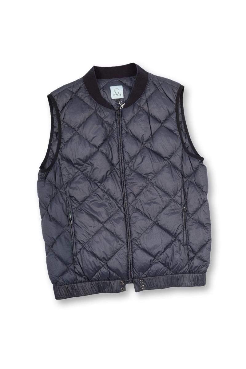 w'lfg'ng down liner vest