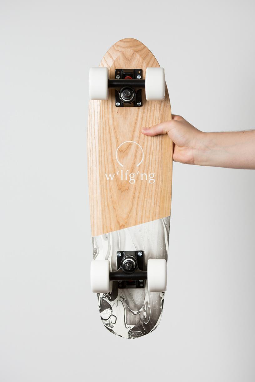 w'lfg'ng skate board